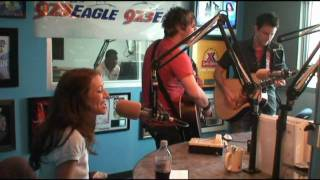 <b>Jessica Harp</b> Performs In The 973 The Eagle Studio