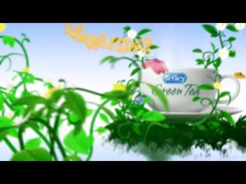 Tetley Green Tea ad by Innovatio
