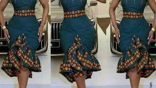 African Fashion Styles : Ankara Styles | Asoebi Styles | 2020 Ankara Styles For Beautiful Ledies