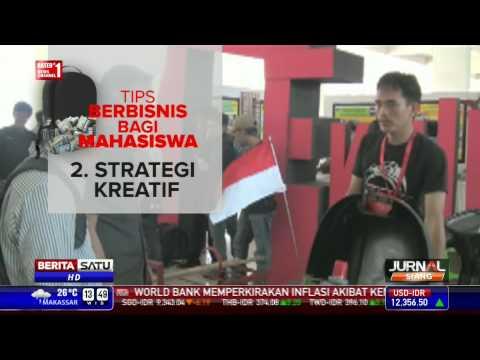 Video Tips Bisnis Bagi Mahasiswa