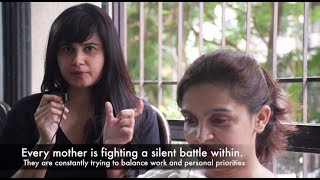 How to deal with Career v/s Child? - With TV personality Ami Trivedi
