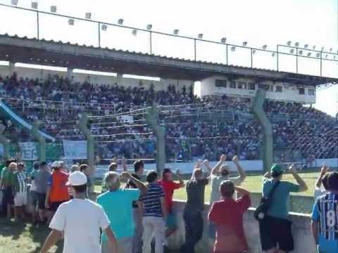 """Mancha Verde 2012 Avenida x Veranópolis"" Barra: Mancha Verde • Club: Esporte Clube Avenida"