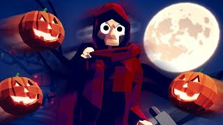 I Fight the *NEW* OFFICIAL HALLOWEEN UPDATE!!! - (TABS) Totally Accurate Battle Simulator