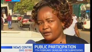 The role of the public in vetting of nominees of public offices