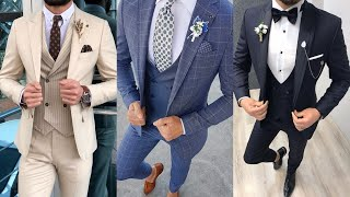 Men's Wedding Suits/Designer Groom Suit/Latest Wedding Collection 2020