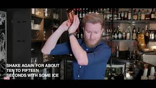 Kókuszos Chili Martini recept