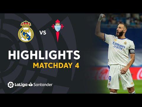 FC Real Madrid 5-2 Real Club Celta de Vigo