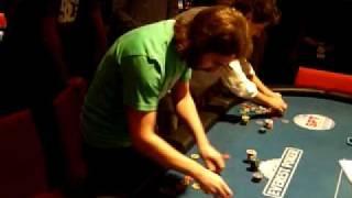 Spanish Poker Tour: Gran Final Canarias -- Concurso De Apilar Fichas