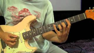 How To Play - Dokken - In My Dreams - Guitar Lesson