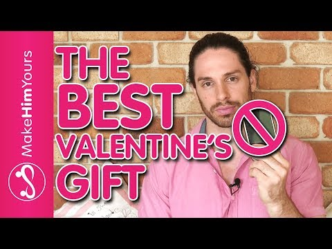 Best Valentine's Day Gift For Him | The ONE Gift He REALLY Wants On Valentines Day
