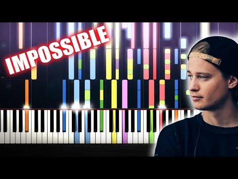 Kygo & Imagine Dragons - Born To Be Yours - IMPOSSIBLE PIANO by PlutaX
