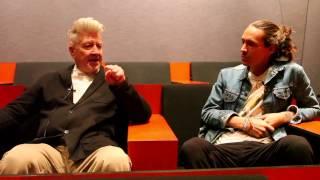 David Lynch And <b>Brandon Boyd</b> Discuss Transcendental Meditation