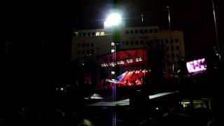 Josh Gracin Favorite State of Mind Live and Cover Girl at Downtown Hoedown 2011
