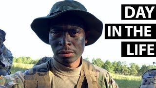 A Day In The Life   Army ROTC Cadet