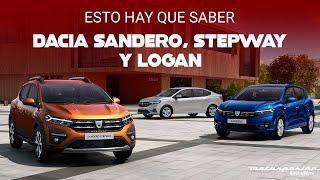 Dacia Sandero, Stepway y Logan: unos low cost europeos que serían un éxito en Latinoamérica