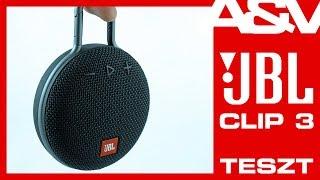 JBL Clip 3 Bluetooth hangszóró teszt AV-Online 4d1206903f