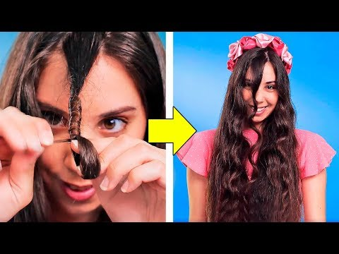 30 HAIRSTYLING HACKS EVERY GIRL SHOULD KNOW