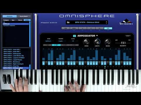 Revolve for Omnisphere Walkthrough with MIDIhead