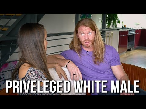 What It's Like Being a Privileged White Male