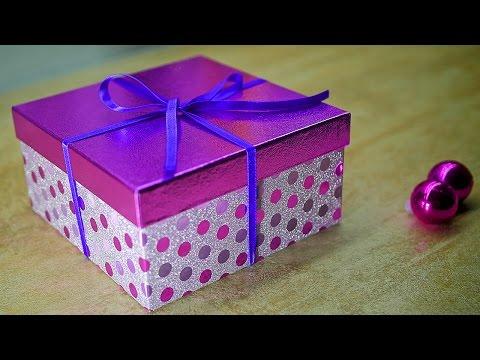 Как сделать Простой и Приятный Подарок Девушке своими руками (видео)
