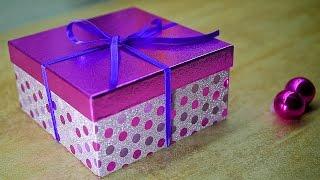 Как сделать Простой и Приятный Подарок Девушке своими руками