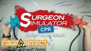 Surgeon Simulator: CPR Edition - The Dojo (Let's Play)