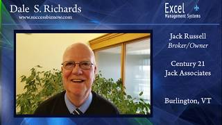 Dale Richards taught Valuation & Negotiation skills in Vermont.