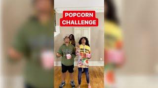 Popcorn Challenge!