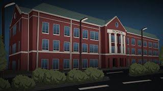7 School Lockdown Horror Stories Animated