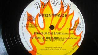 Front Page   Strike Up The Band