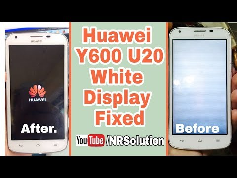 Qmobile js2 White display porblem fix solution danish mobile