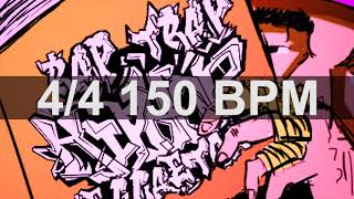 150 bpm drum beat hip hop - TH-Clip