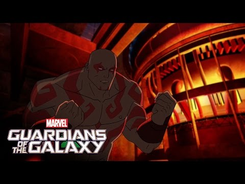 Marvel's Guardians of the Galaxy 1.16 (Clip)