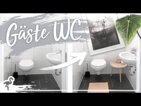 MAKEOVER vom Gäste WC & IKEA HAUL #nurwasichmag