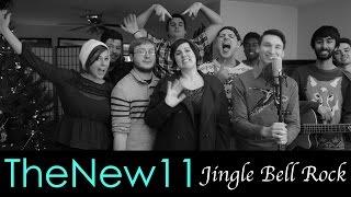 TheNew11 Jingle Bell Rock (Jaw Harp / Ukulele / Acoustic / Congas /Tibetan Singing Bowl) Matt Tastic