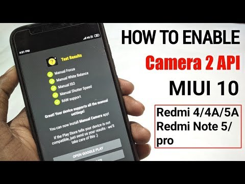 How to Enable Google Camera & EIS HDR+ |Front Portrait| in