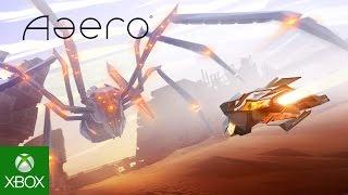 Aaero - Origins & Play Mechanics Video