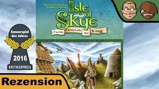 Isle of Skye (Kennerspiel des Jahres 2016) - Brettspiel - Review