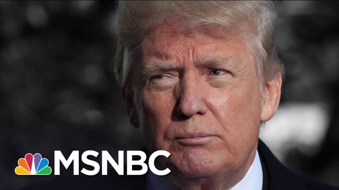 President Donald Trump To End Residency Protections For Haitians In U.S. | The 11th Hour | MSNBC thumbnail
