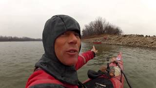 A Missouri Minute #12 - The Missouri-Mississippi river confluence