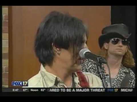 Charlie Wayne's PLATINUM ROSE - Without You - Fox 17 tv network