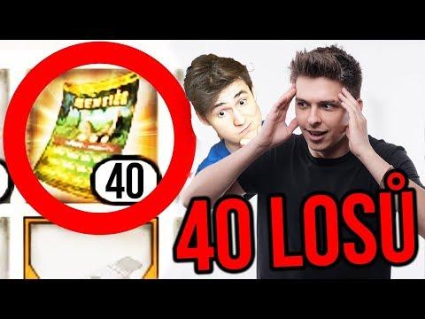 SETŘELI JSME 40 LOSŮ A DOSTALI ...? | Hobo: Tough Life #34