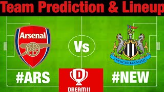 Arsenal Vs Newcastle UTD -- Dream11 Team Prediction -- #ARS Vs #NEW 2-04-19