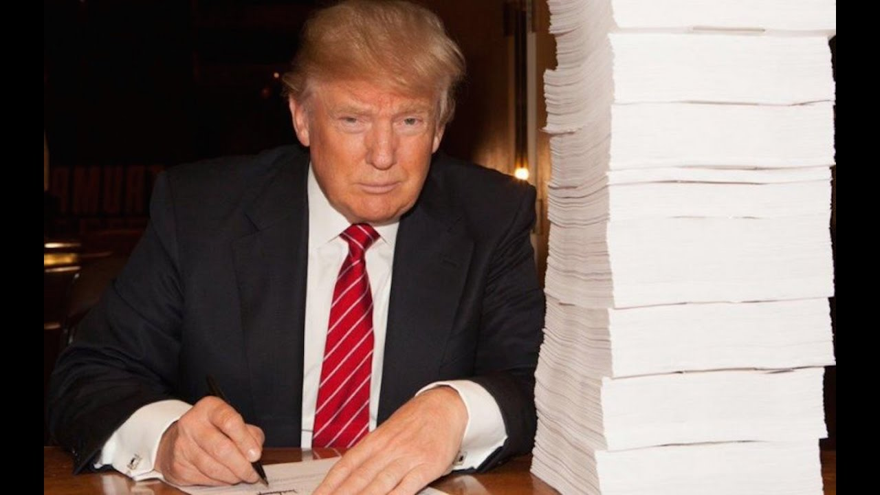 Trump Lost So Much Money He Doesn't Have To Pay Taxes thumbnail