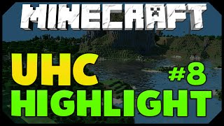 Minecraft: UHC Highlights #8 -