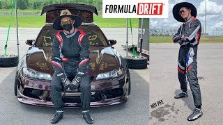 COMPETING IN FORMULA DRIFT - The Details...