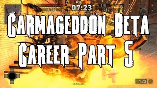 Carmageddon: Reincarnation - Feeling Drained - Career Mode Part 5 [PC]