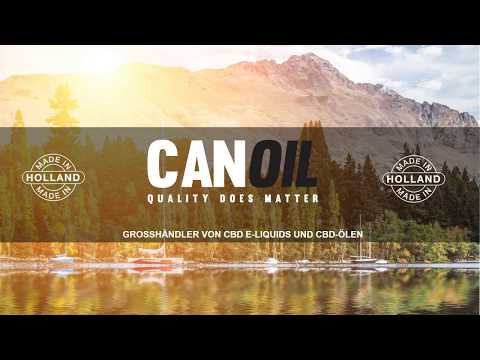 YouTube Video zu Canoil CBD Öl 15% (1500 mg) Full Spectrum CBD mit Olivenöl 10 ml