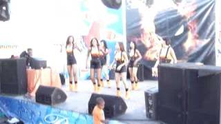 preview picture of video 'Las Sombras Carnaval Fantino Chicas'