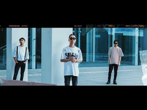 NO NAME'S - ARINOMAMA (feat. 13ELL) [Official Music Video]